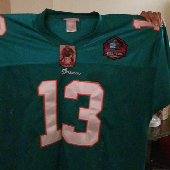 pretty nice 5a08a 5ae9f dan Marino and john elway authentic jerseys brand NWT